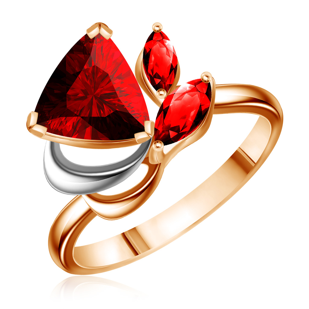 Кольцо из золота Д0268-714624 кольцо из золота д0268 017042