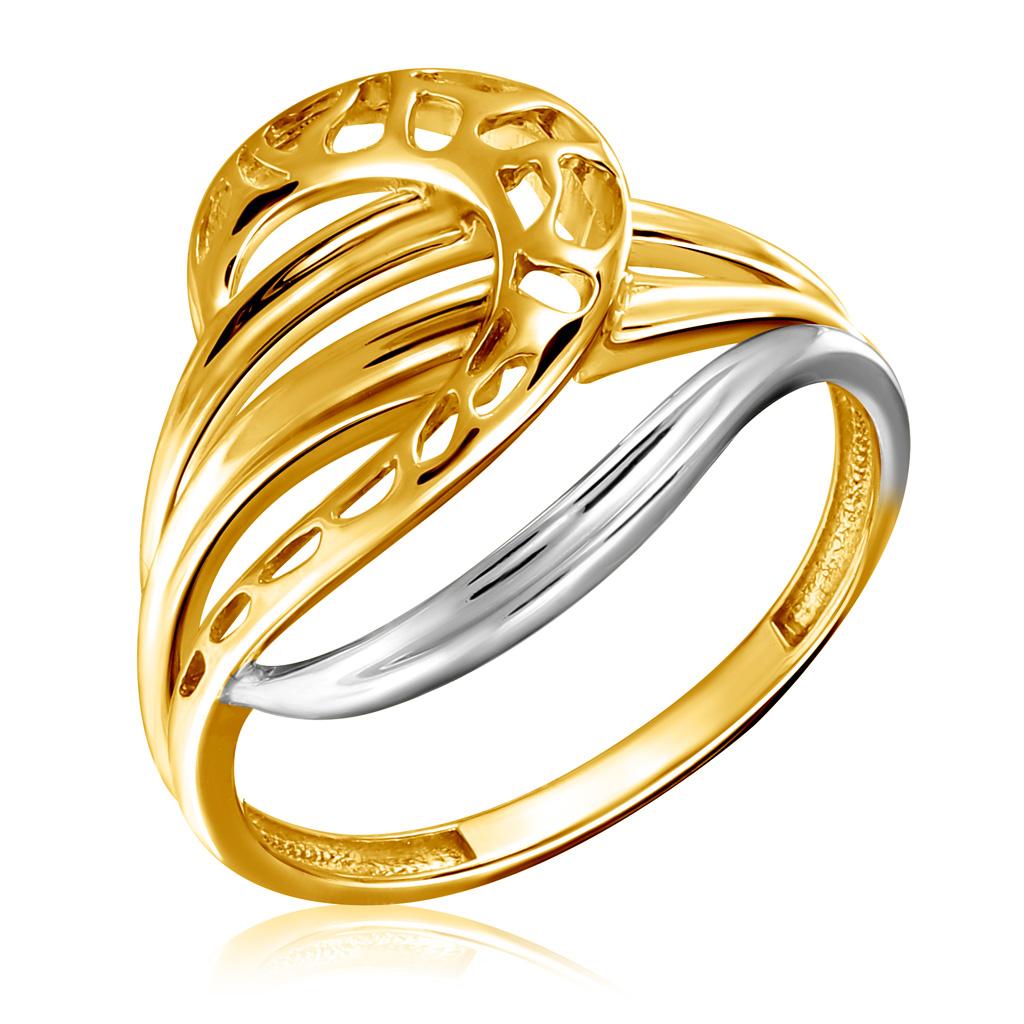 Кольцо из золота 01К0310457