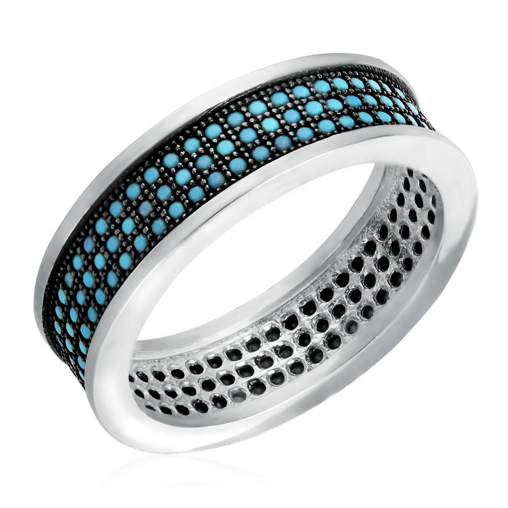 Кольцо из серебра 4701041