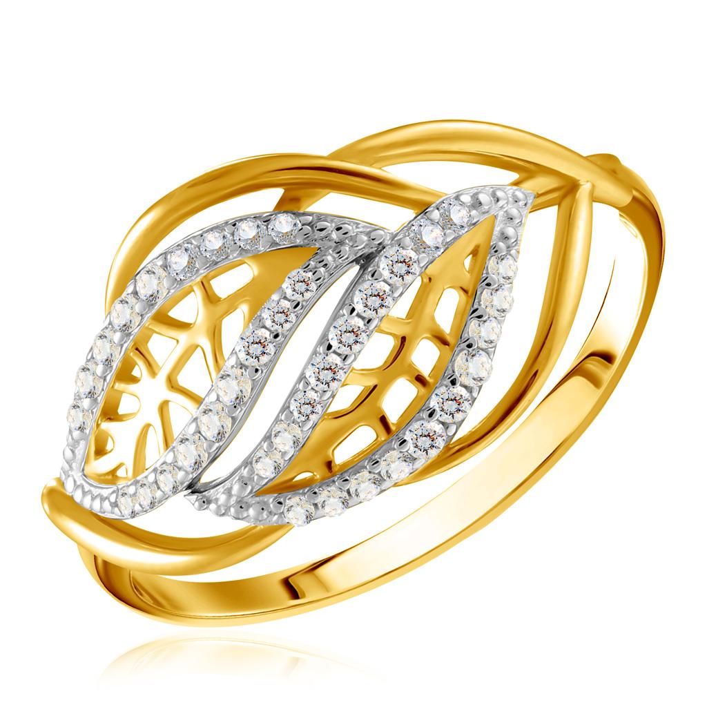 Фото - Кольцо из золота 01К1310025 кольцо из золота 01к1310025