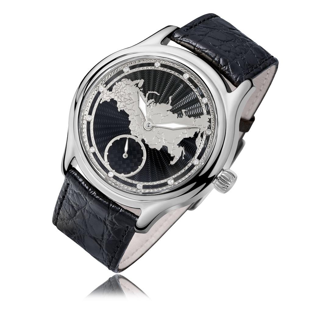Мужские часы НИКА-Exclusive 1102.1.9.74A мужские часы ника exclusive 1102 1 3 74a