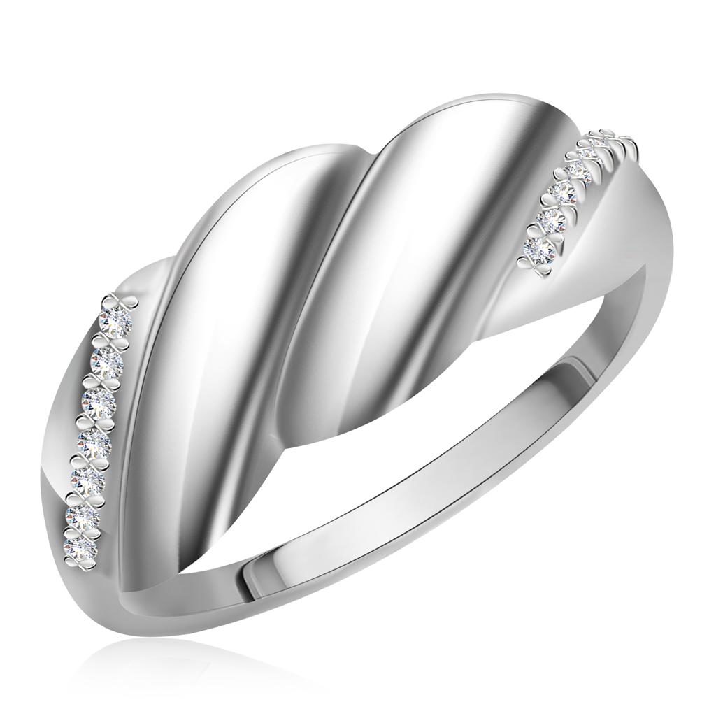 Кольцо из серебра 94011738
