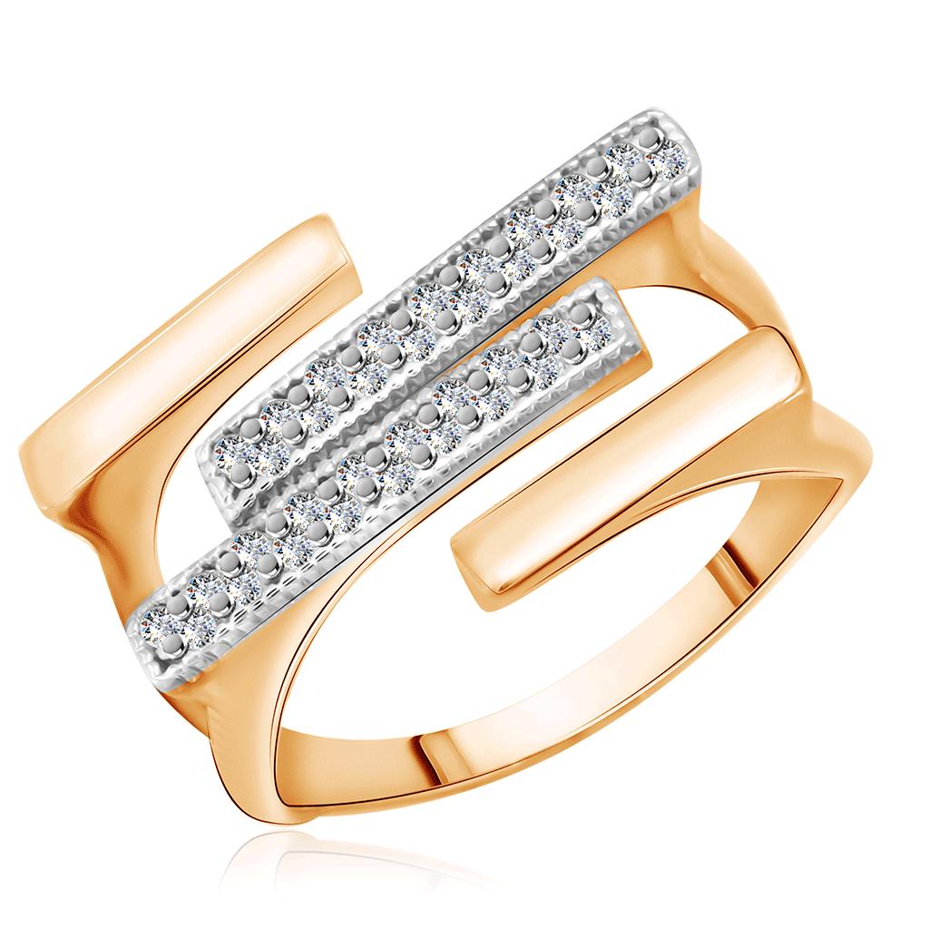 Кольцо из золота Д0268-017082