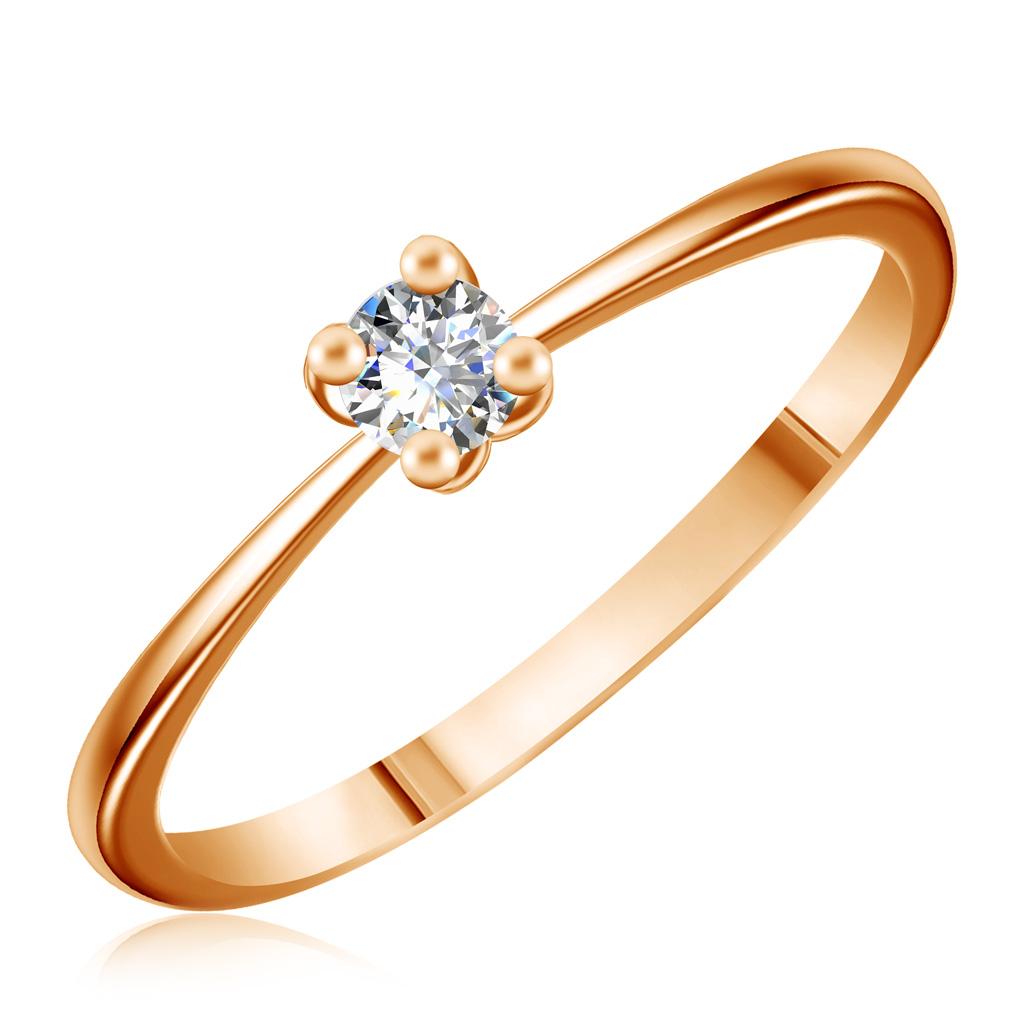 Кольцо из золота 15111494
