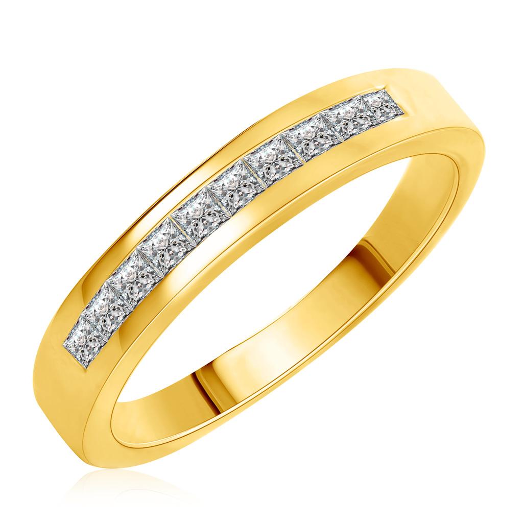 Кольцо из золота 4J0749