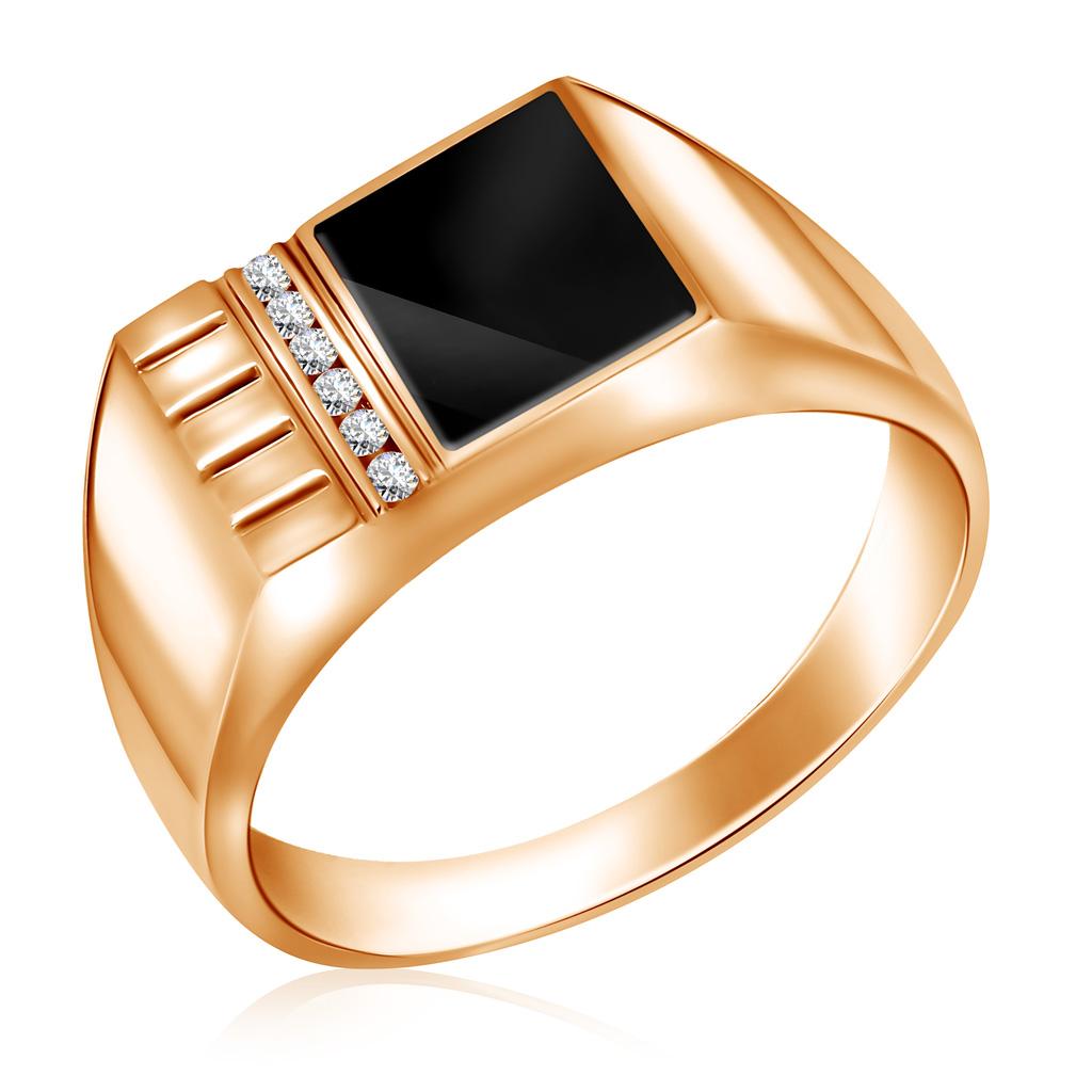 Кольцо из золота 1011402
