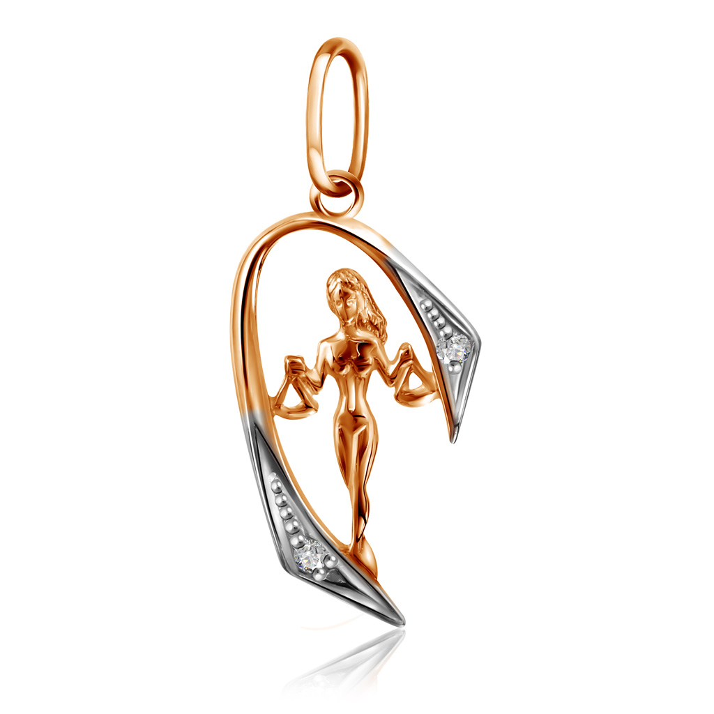 Купить Подвеска из золота 01Д115810
