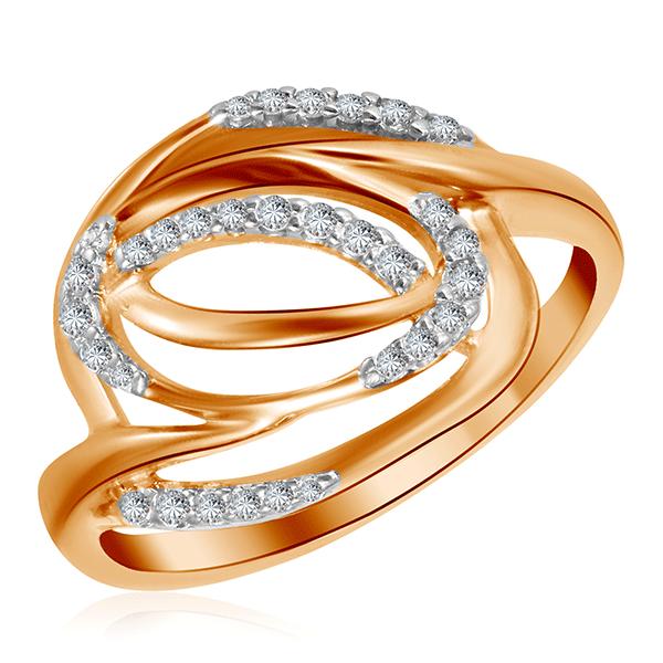 Кольцо из золота 015986