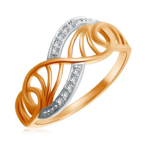 Кольцо из золота 25611409