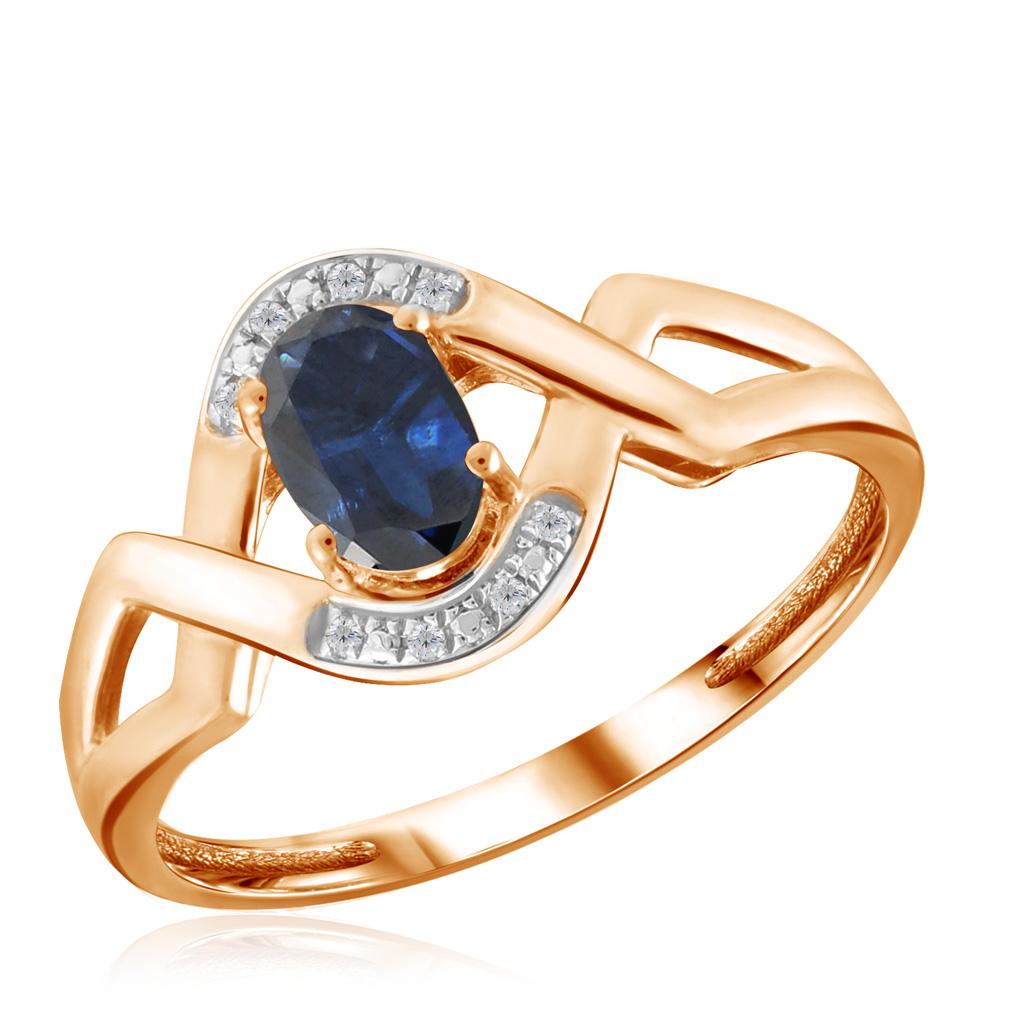 Кольцо из золота R01-D-68991R001-R17 кольцо из золота r01 d 69002r001 r17