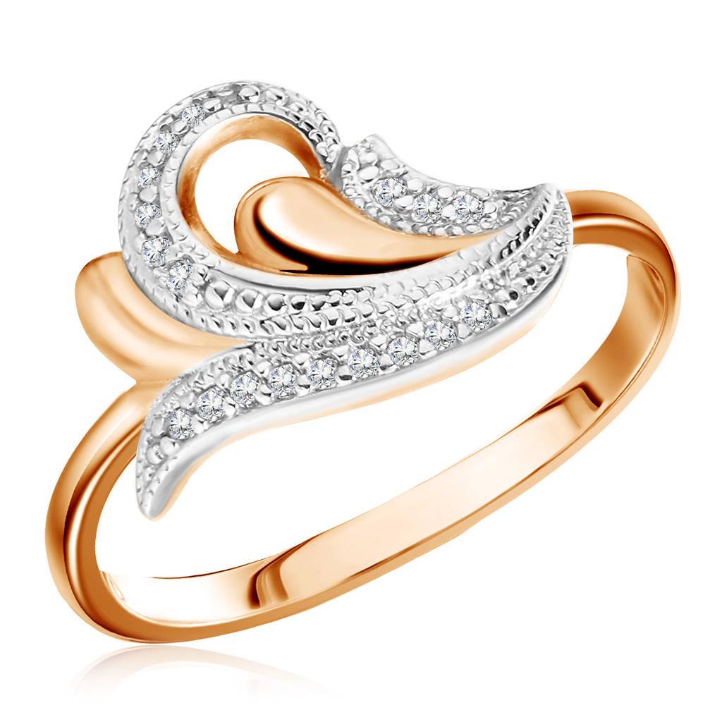 Кольцо из золота 1-3570