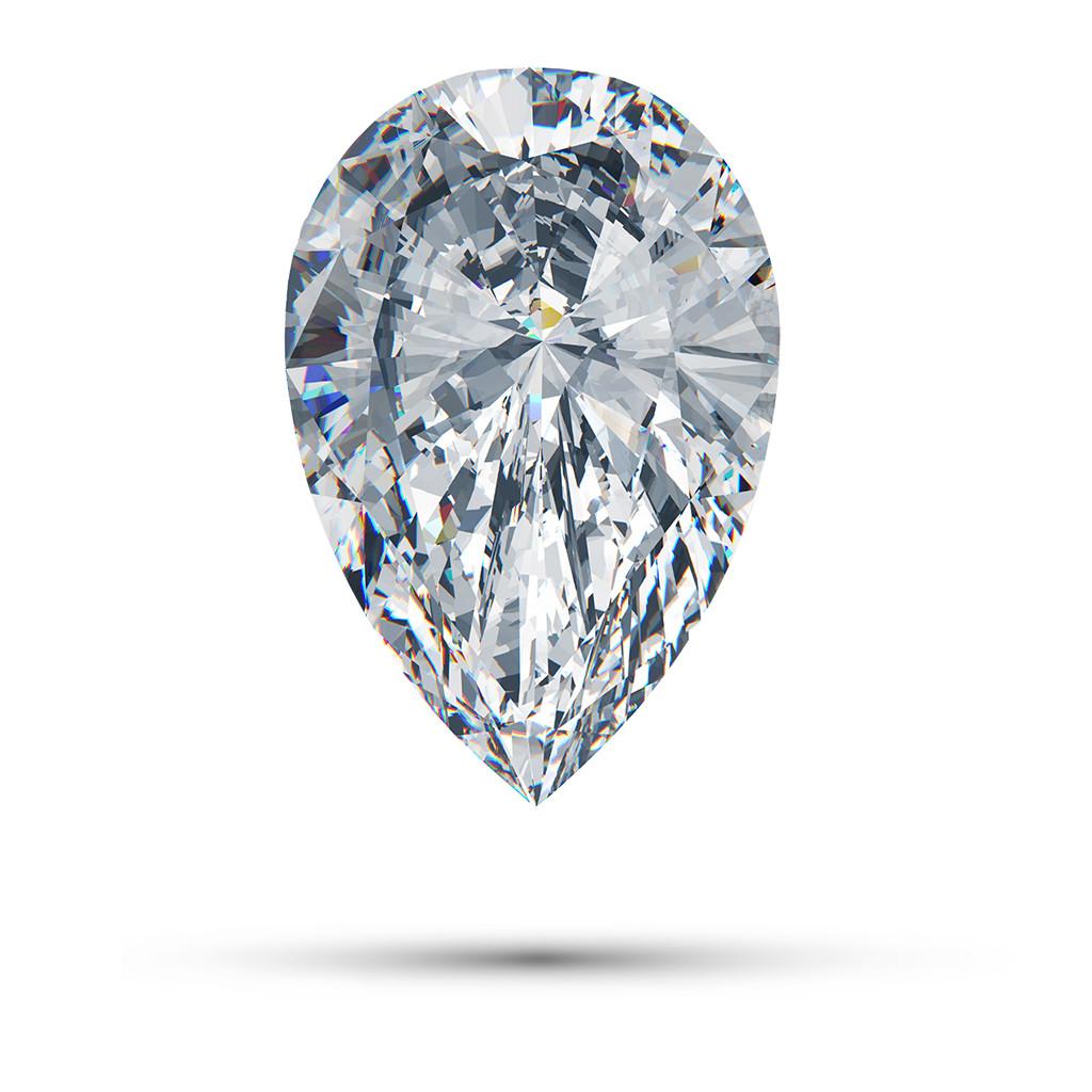 Бриллиант 0,4 карата Бр6245694852