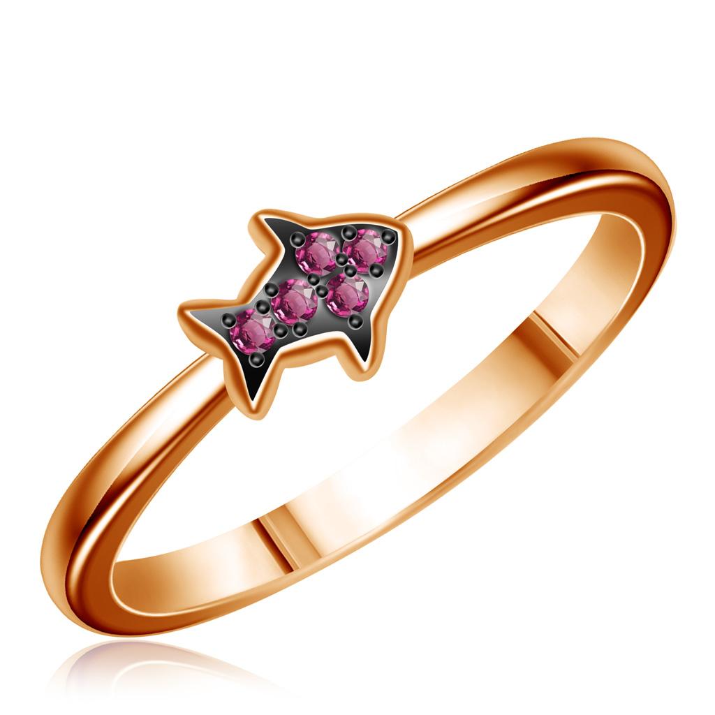 Кольцо из золота K113073A