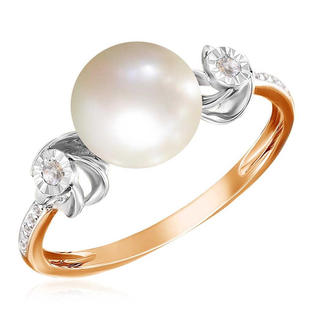 Кольцо из золота R01-D-R312870FWP-R17 кольцо из золота r01 d 69002r001 r17