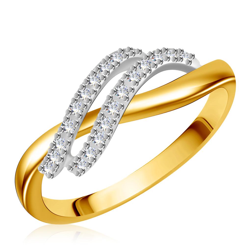 Кольцо из золота PSR30287