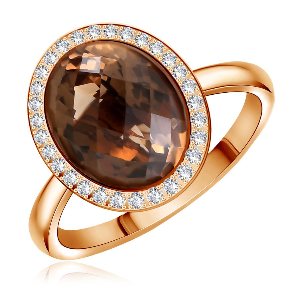 Кольцо из золота EDR15202