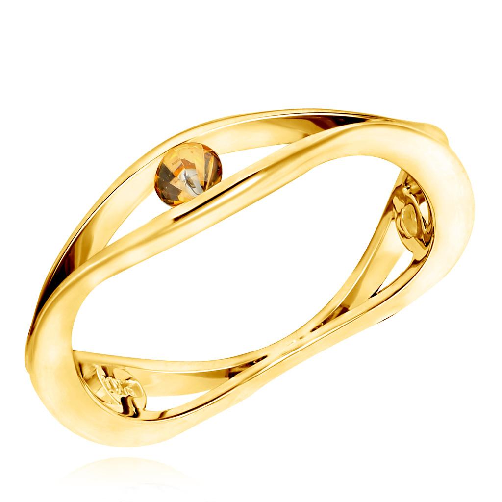 Кольцо из золота 01К2311127-3