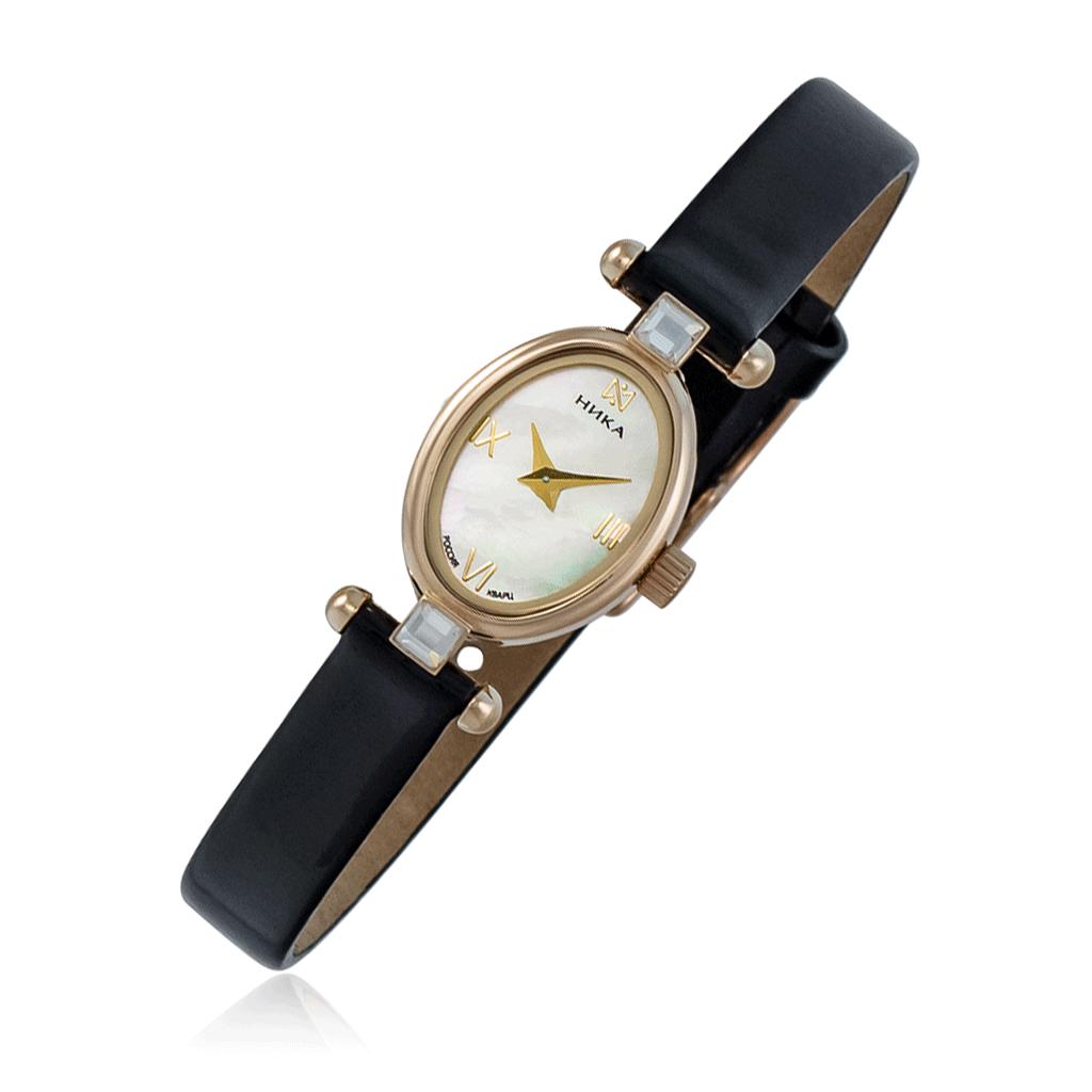 Часы женские НИКА из золота 0202.2.1.31 женские часы ника 0327 0 9 57a