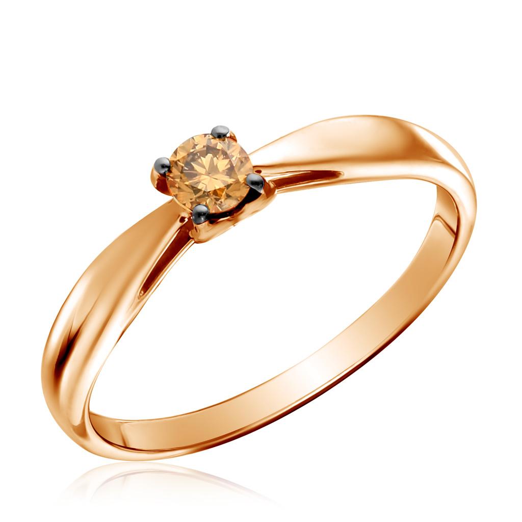 Кольцо из золота 1011636