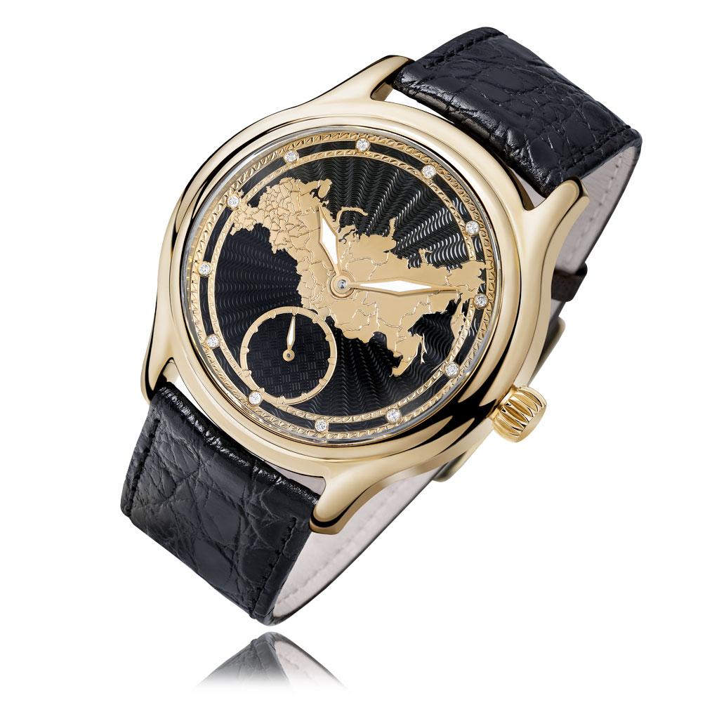 Мужские часы НИКА-Exclusive 1102.1.3.74A цена и фото