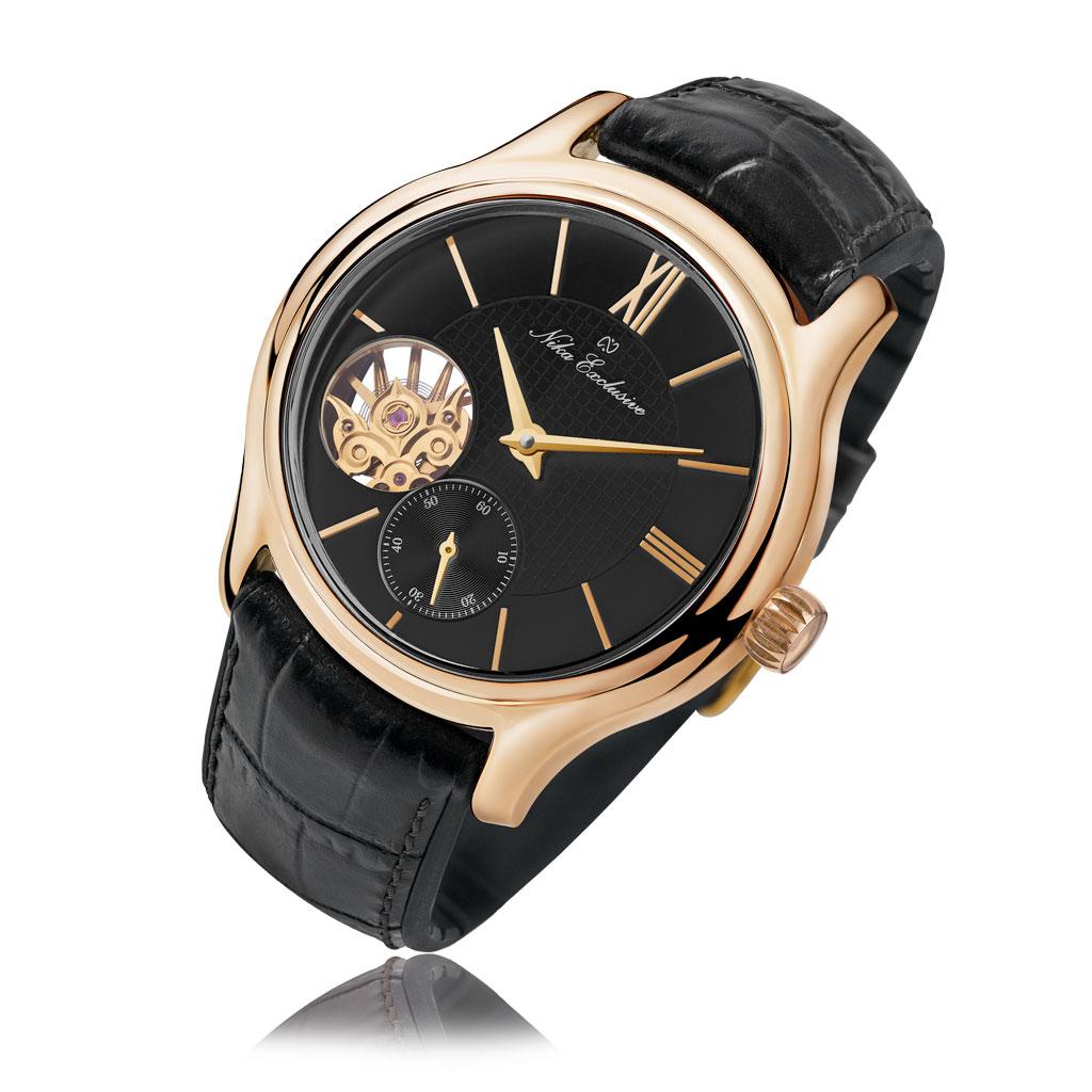 Мужские часы НИКА-Exclusive 1102.0.1.129B мужские часы ника exclusive 1165 0 9 01s