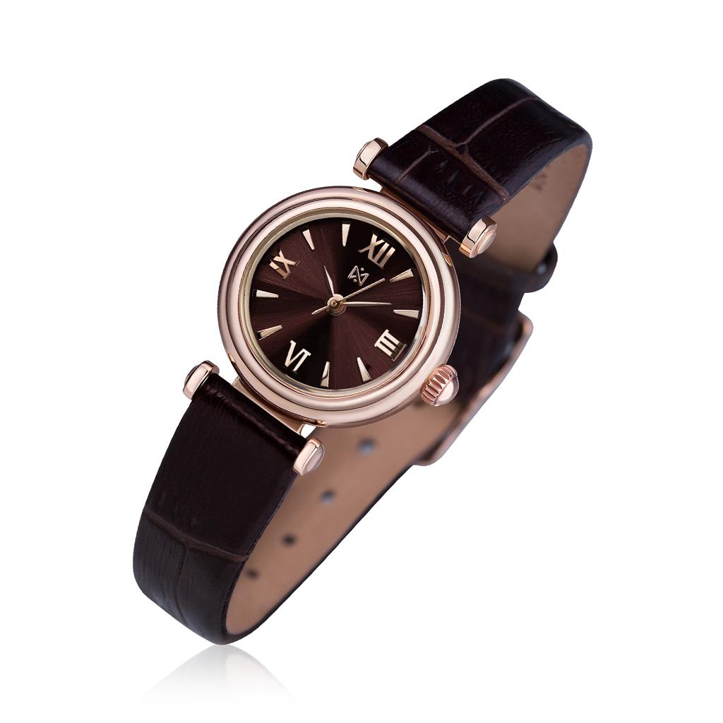 Часы женские НИКА из золота 0020.0.1.63A