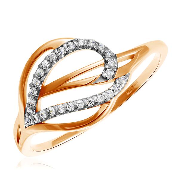 Кольцо из золота 15111348