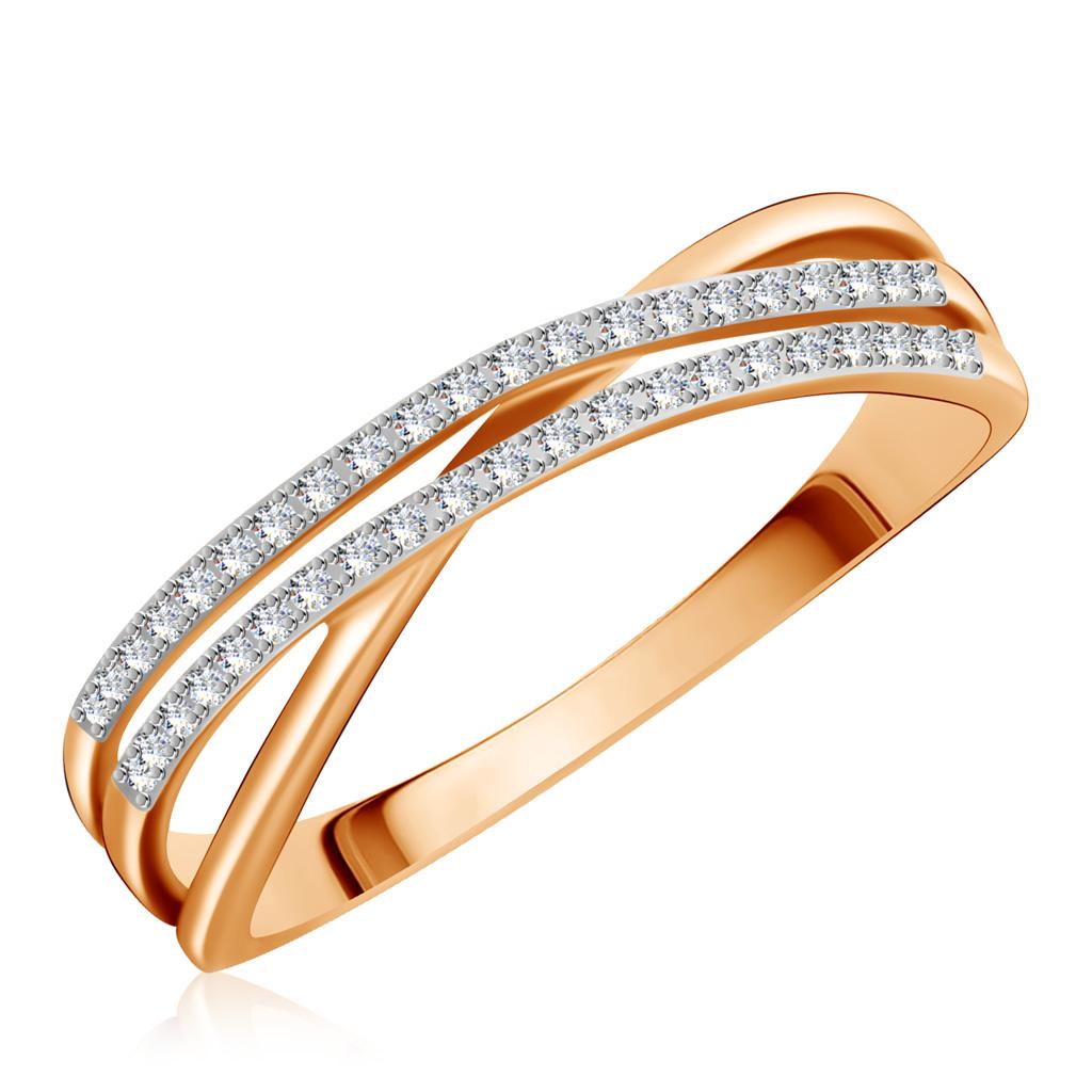 Кольцо из золота CNR12005