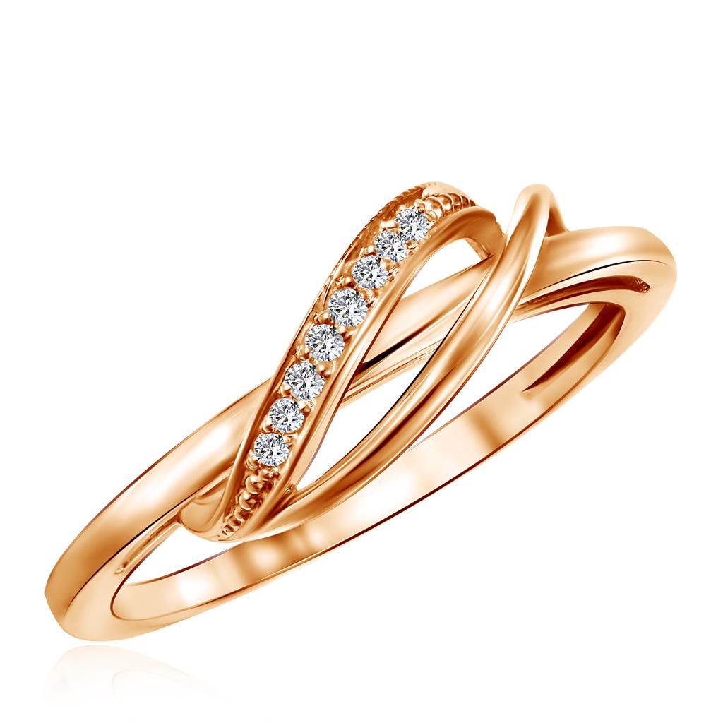 Купить Кольцо из золота 1-4003