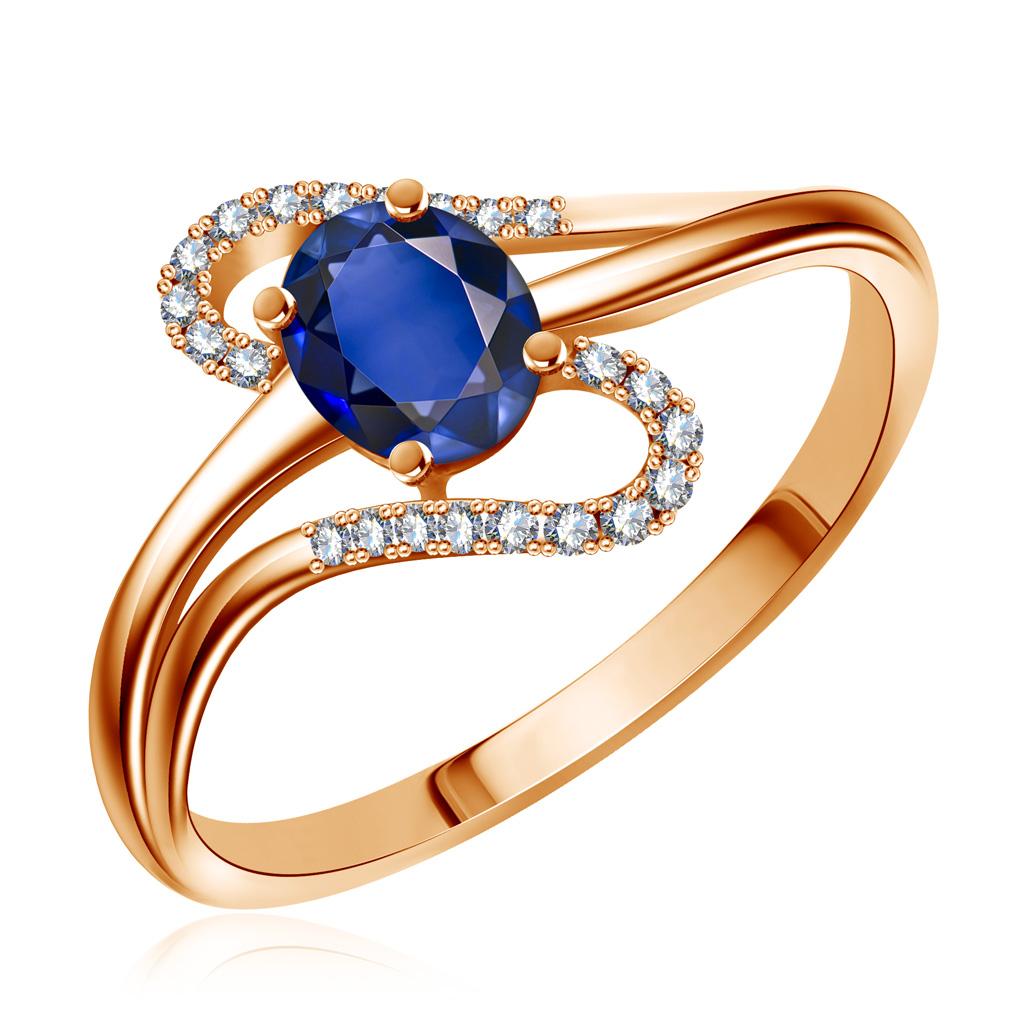 Кольцо из золота EDR14687