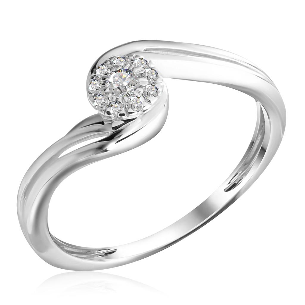Кольцо из золота R 63256 цена