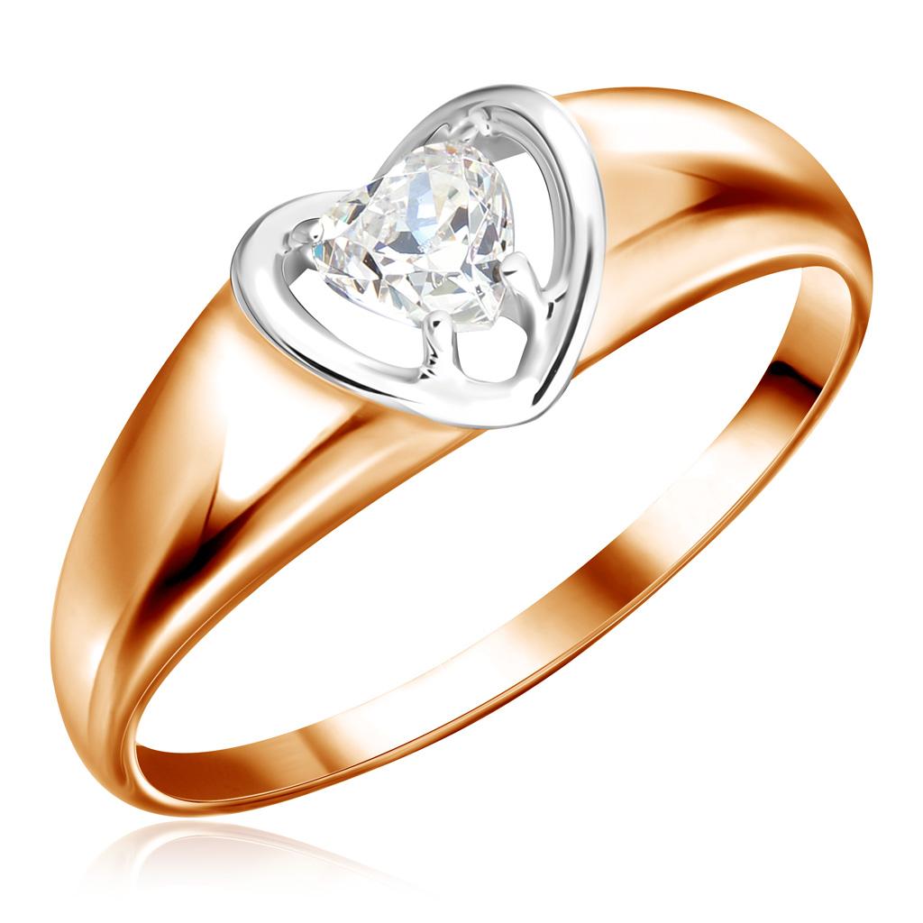 Кольцо из золота 81010297