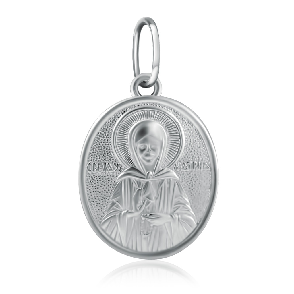 Нательная икона Матрона Московская в Саратове