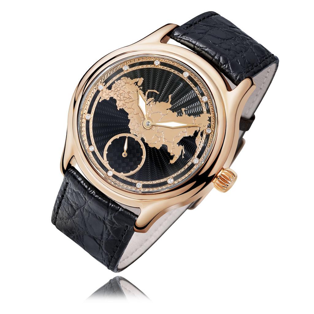 Мужские часы НИКА-Exclusive 1102.1.1.74A мужские часы ника exclusive 1102 1 9 72c