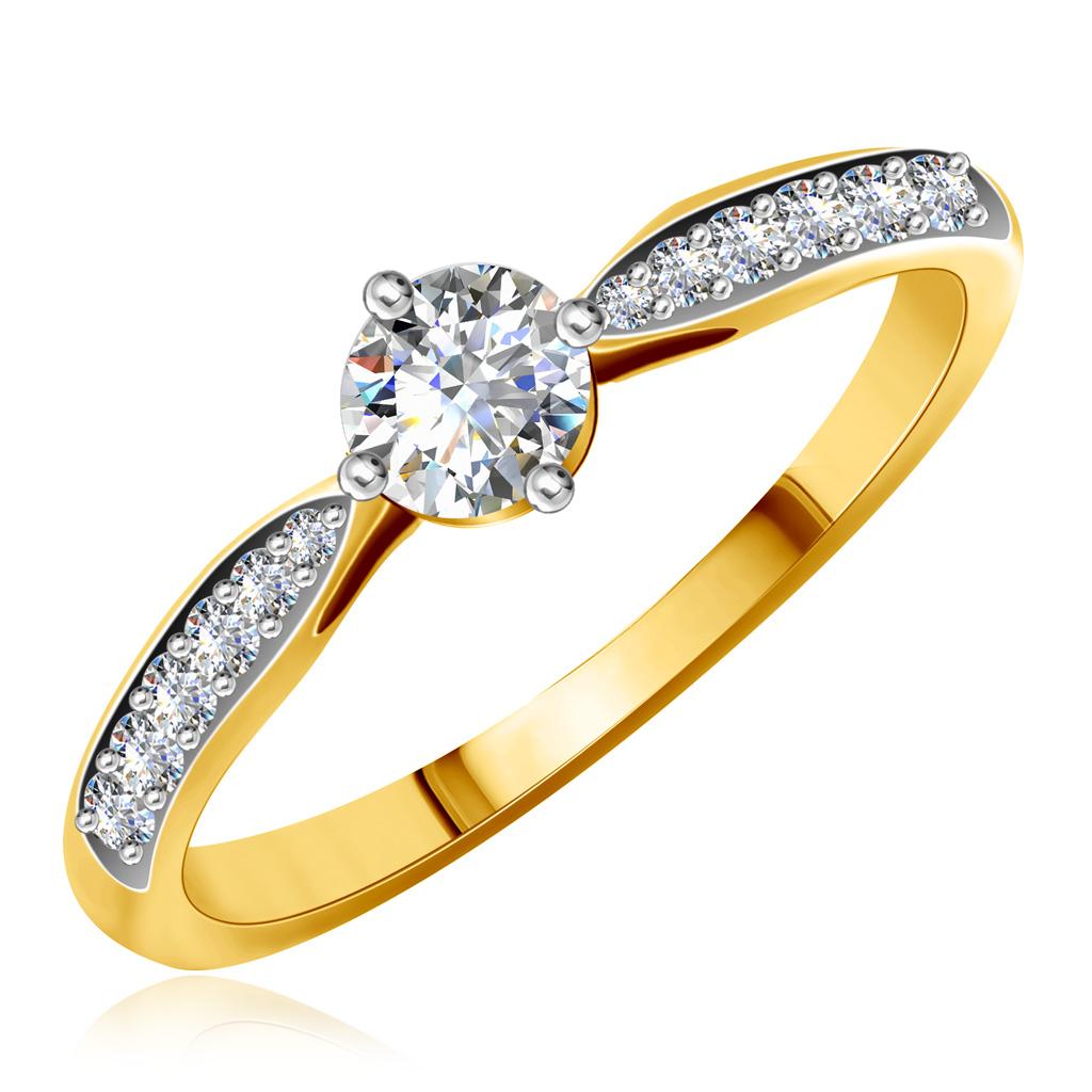 Кольцо из золота CRIAOT