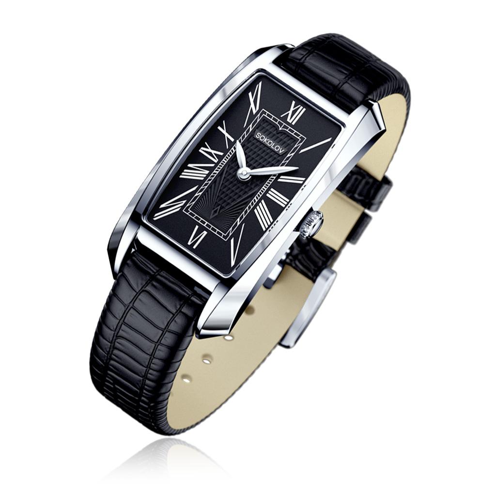 цена Часы женские SOKOLOV из серебра 120.30.00.000.02.01.2 онлайн в 2017 году