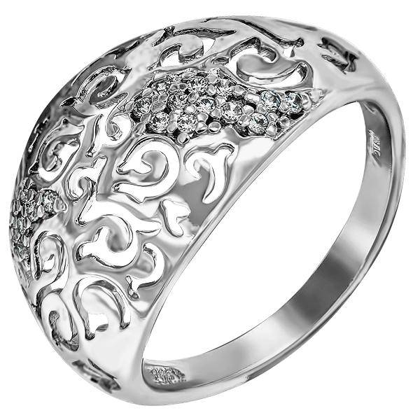 Купить Кольцо из серебра 94010866