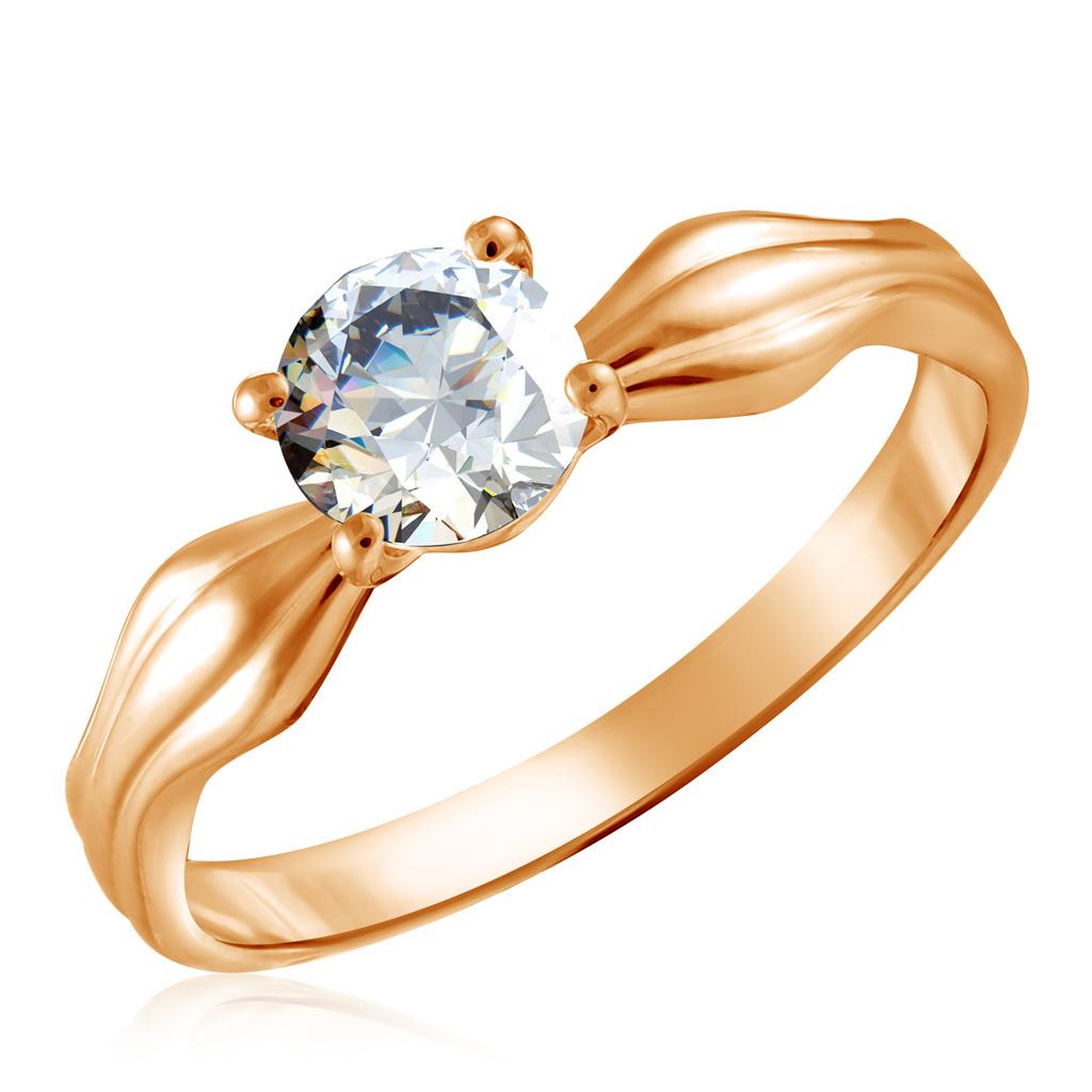 Кольцо из золота 01К116352
