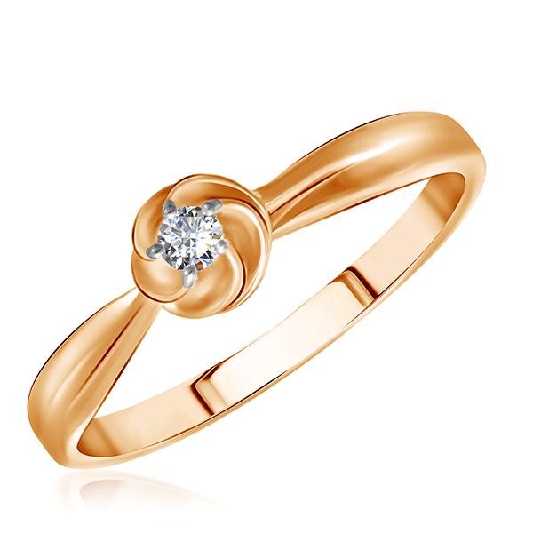 Купить Кольцо из золота 1011366