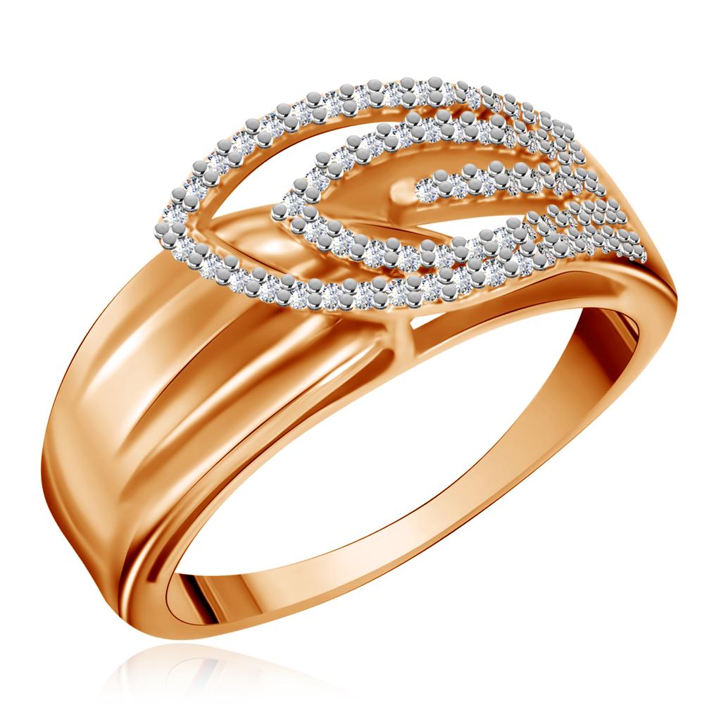 Купить со скидкой Кольцо из золота 25611348