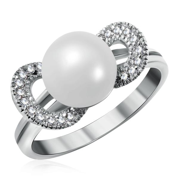 Кольцо из серебра R-PGR094