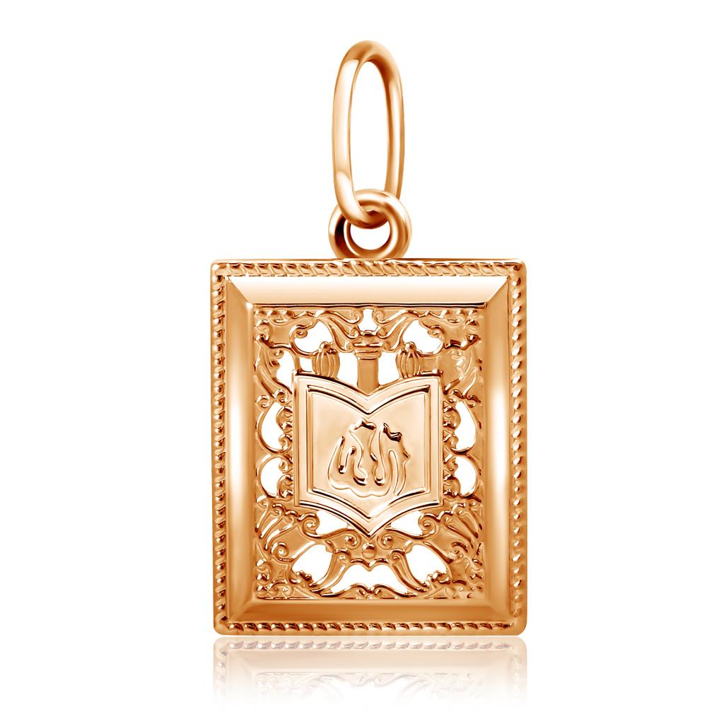 Купить со скидкой Подвеска мусульманская из золота 17620394000