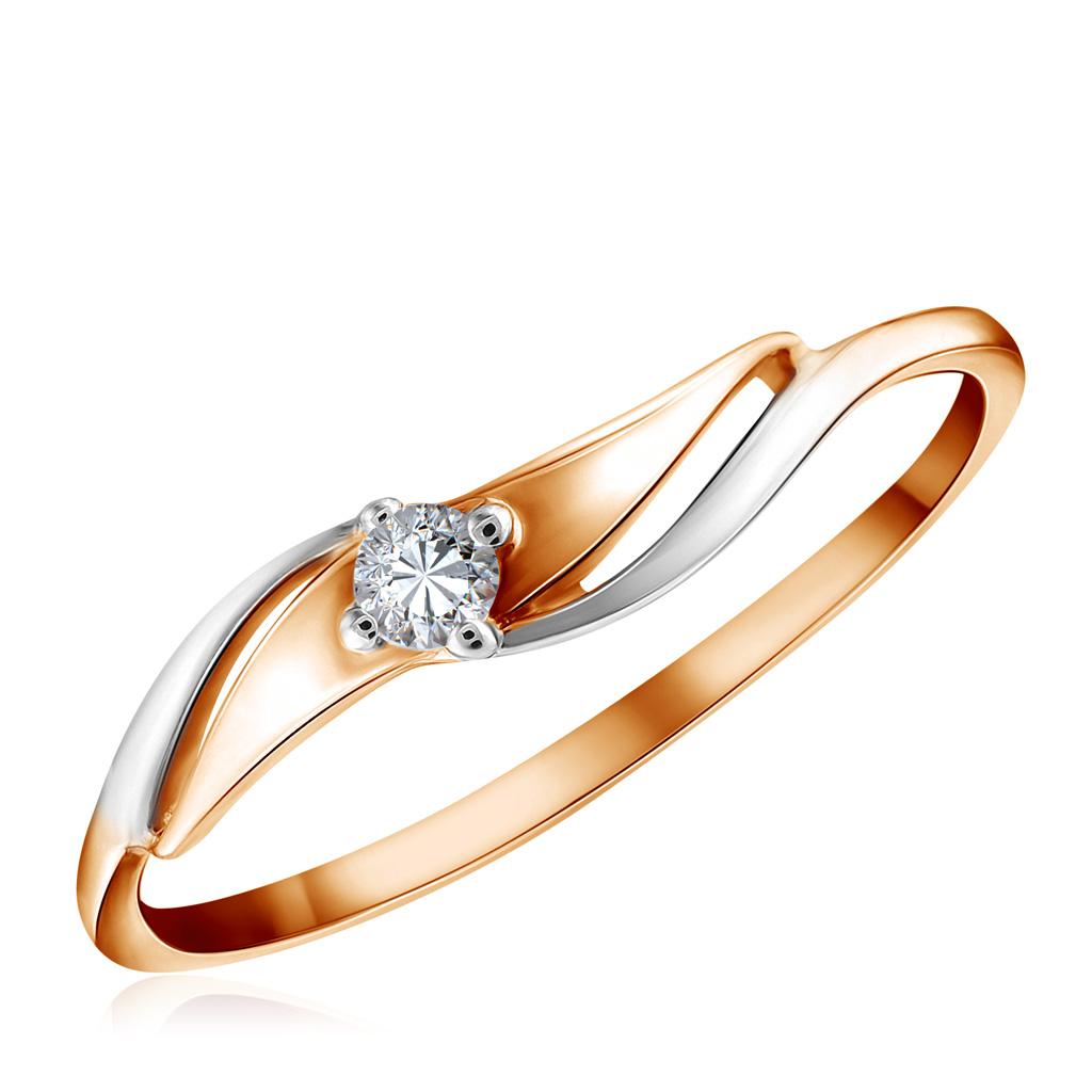 Кольцо из золота R5311759