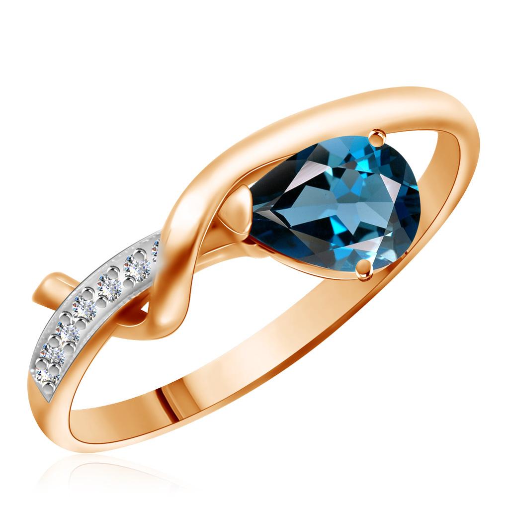 Купить Кольцо с сапфиром из золота 2010774