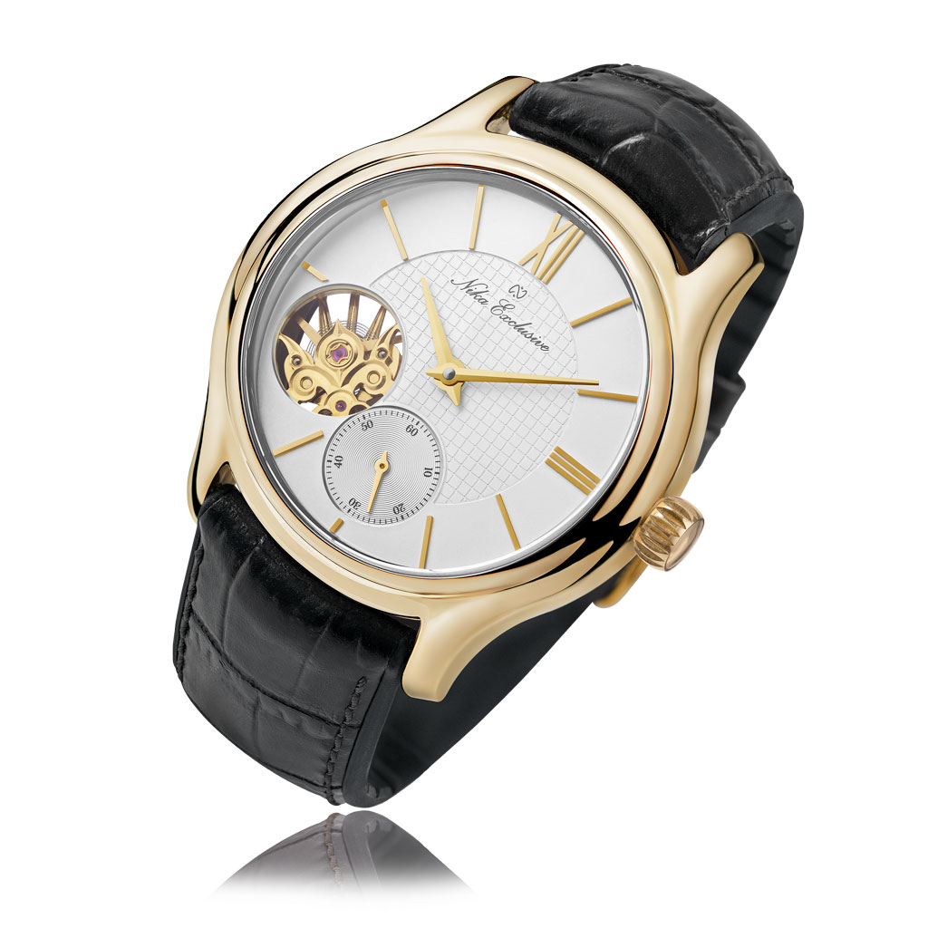 Мужские часы НИКА-Exclusive 1102.0.3.129A часы мужские 585