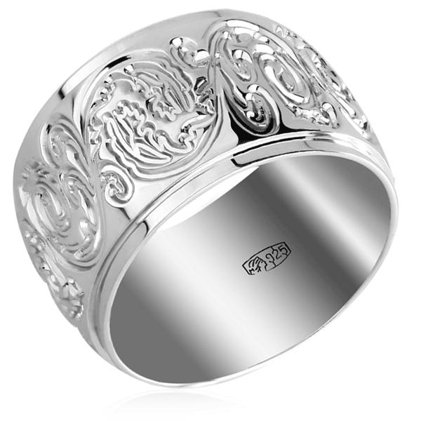 Купить Кольцо из серебра G-120-04-3-20-012-1