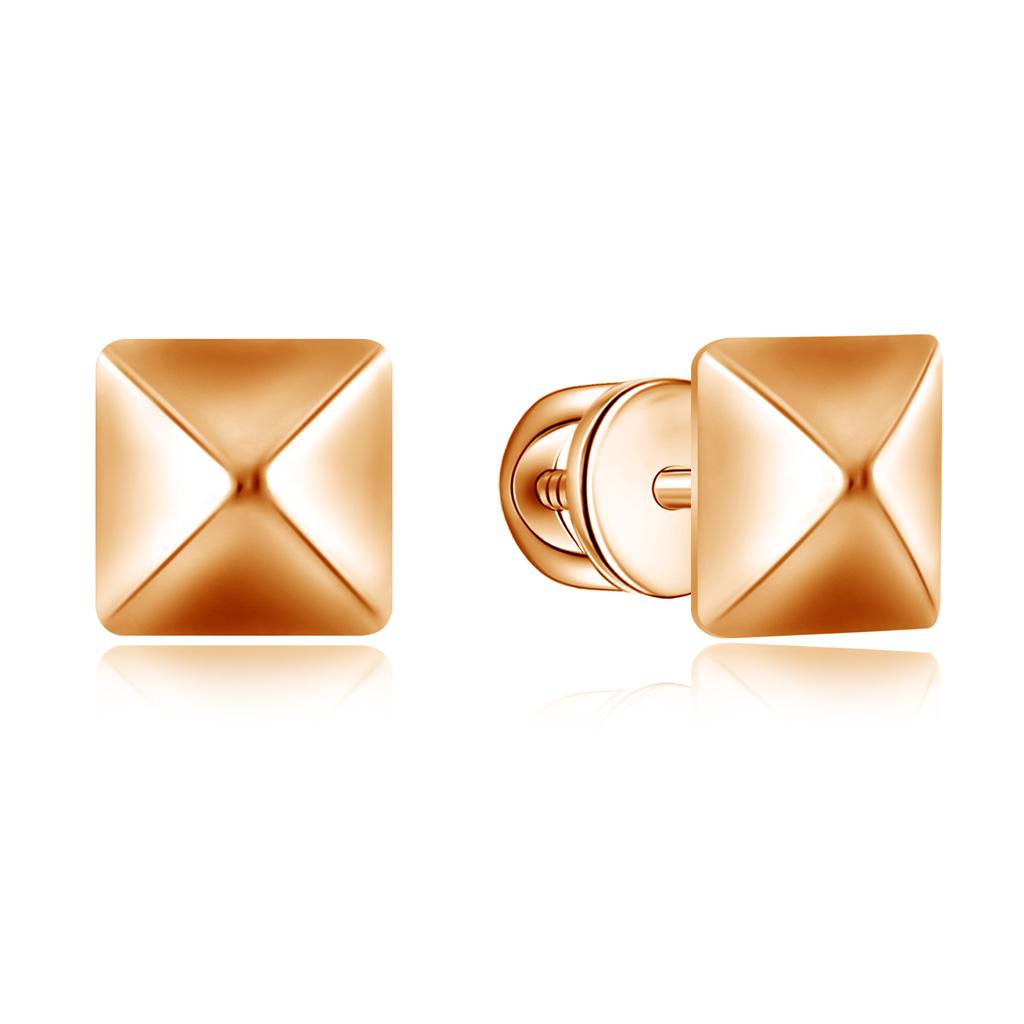 Серьги-пуссеты из золота Д0268-026984 серьги из золота д0268 026976