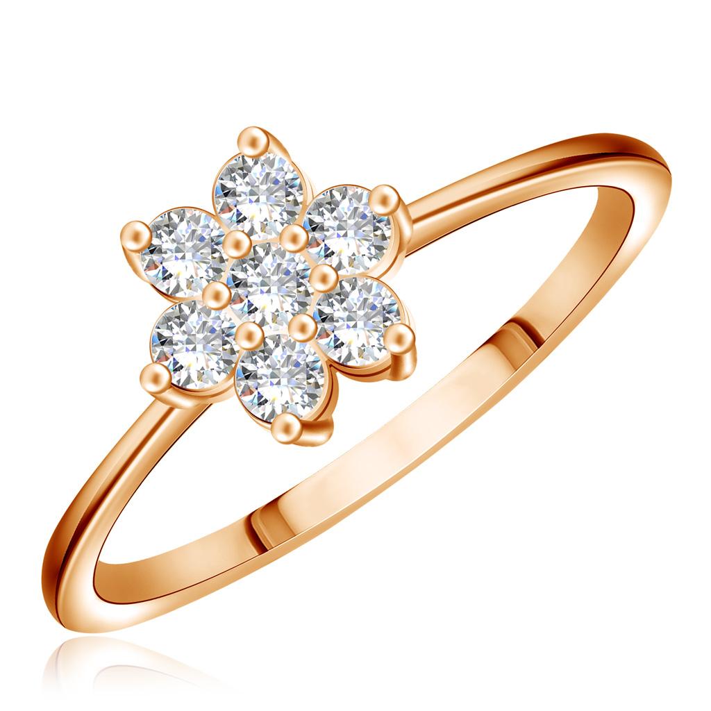 Кольцо из золота Э2972-01К112025