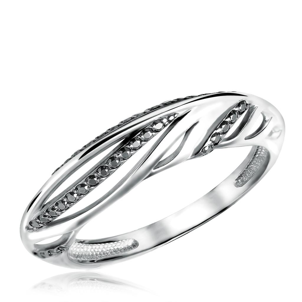 Купить со скидкой Кольцо из золота 01К227605