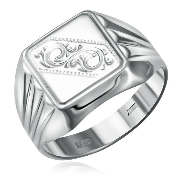Печатка из серебра 94011508